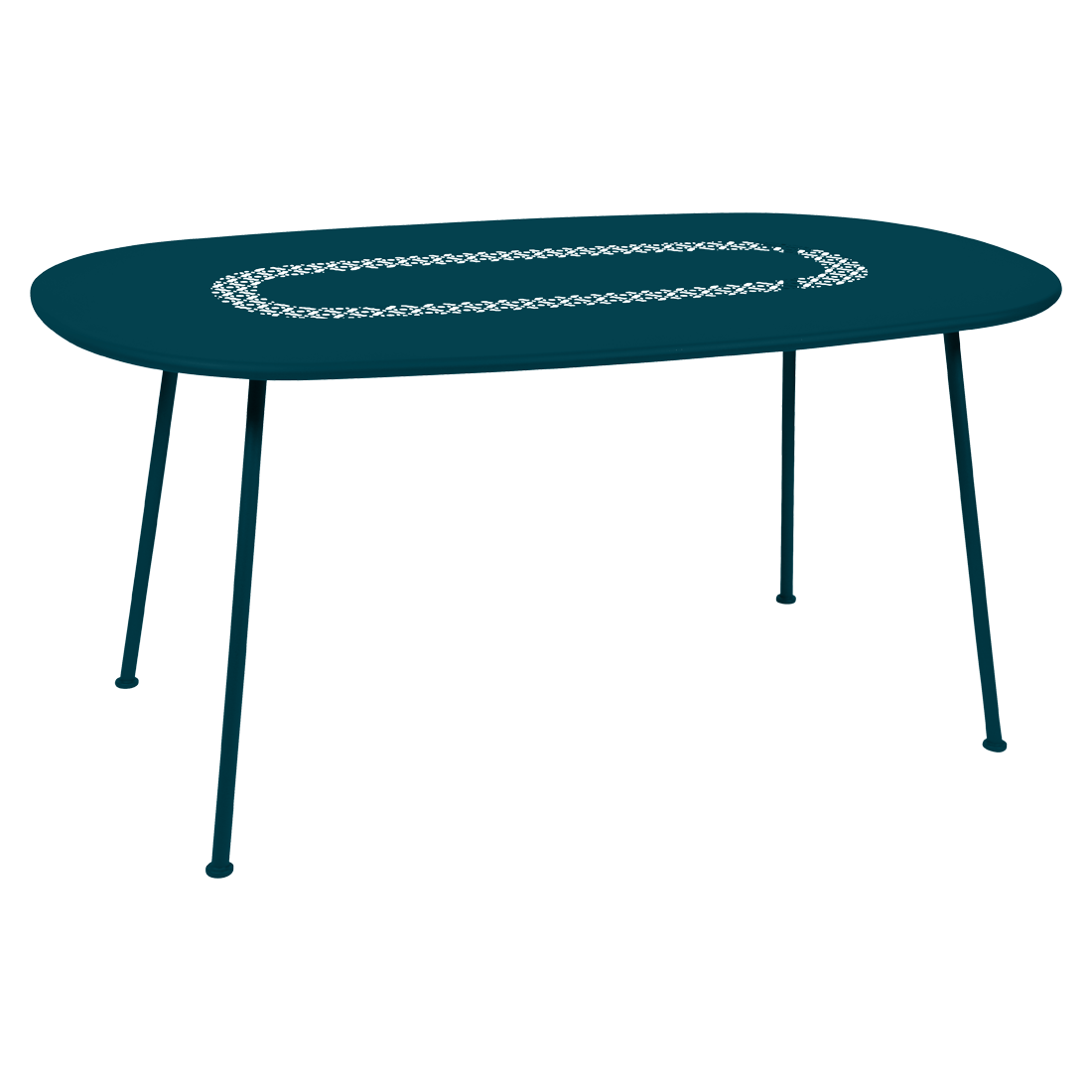 LORETTE / 5762 OVAL TABLE 160X90 CM